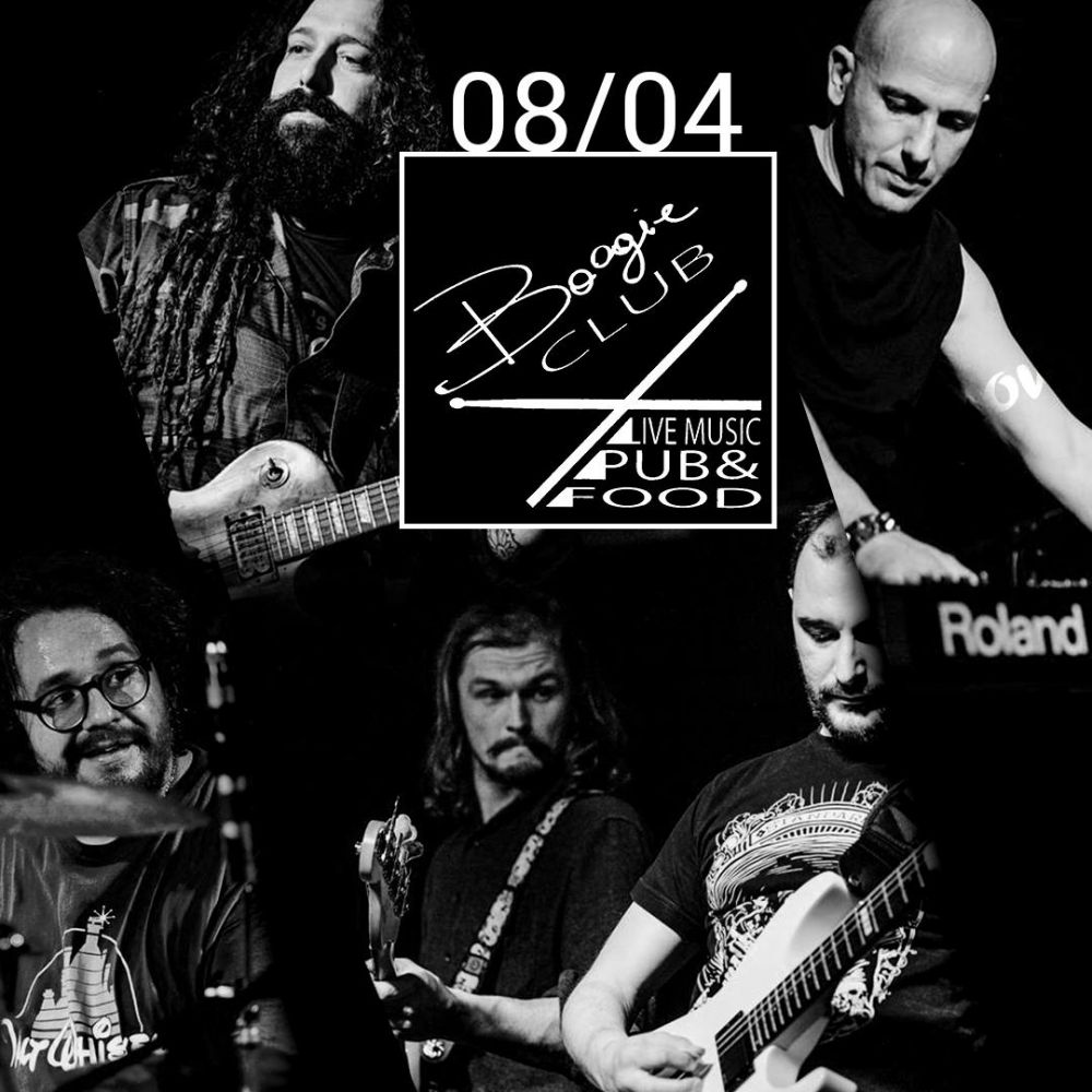 Live@Boogie Club (Rome) - 8th April