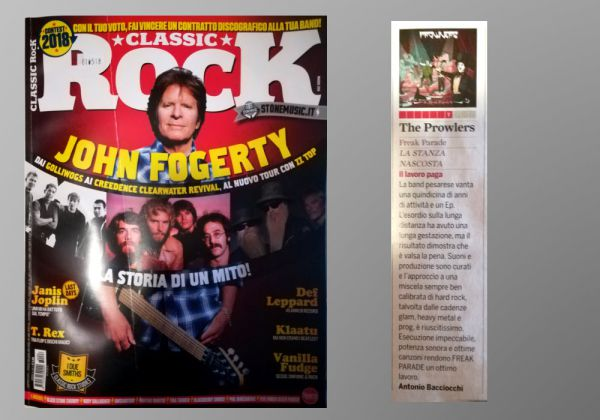 Review on Classic Rock