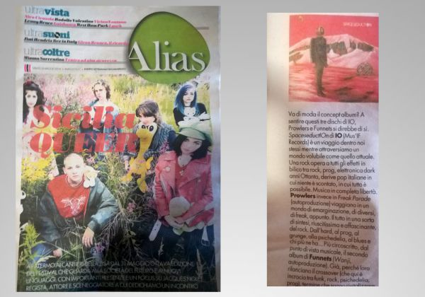News on Alias (Il Manifesto)